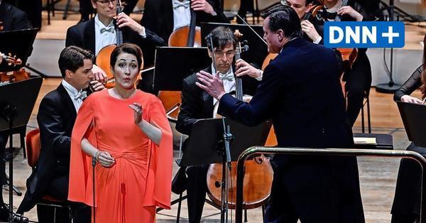 Die Sächsische Staatskapelle Dresden spielte Richard Strauss