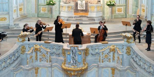 Erstes Konzert in der Dresdner Frauenkirche nach sieben Monaten