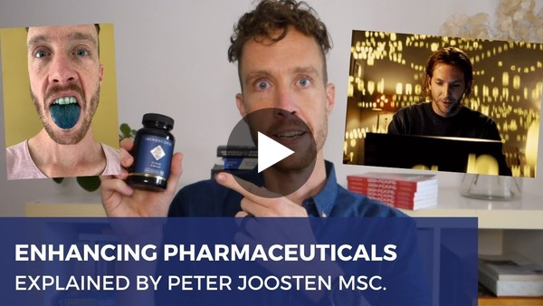 A description of enhancing pharmaceuticals and some examples of these drugs.