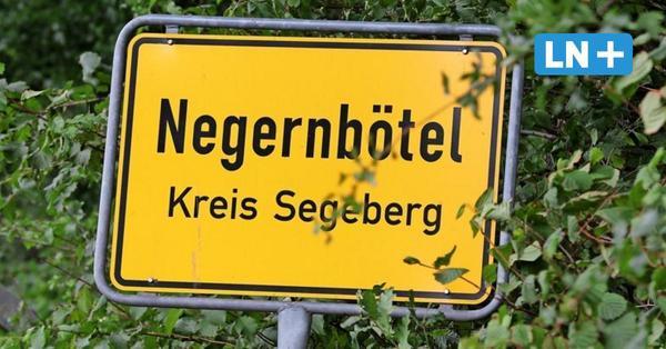 Negernbötel: Hinweisschild soll Namens-Debatte beenden