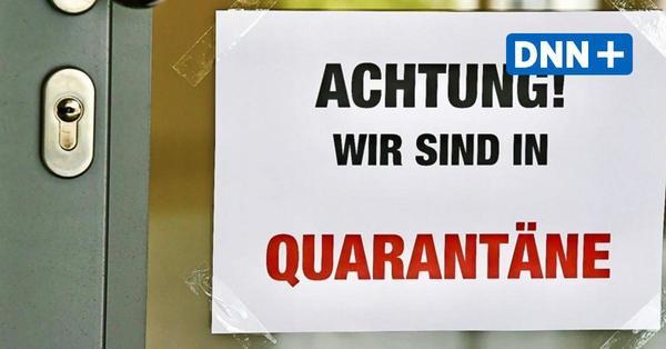 So viele Personen aus Dresden saßen schon im Quarantäne-Knast