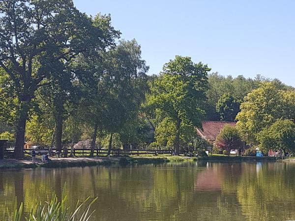 Der Forellenhof Wedemark ist nicht nur Anlaufadresse für Angler, sondern hat auch ein eigenes Fischgeschäft. (Foto: Bernd Haase)