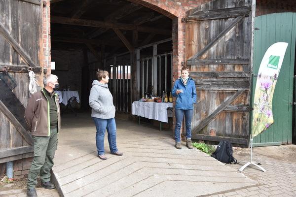 Bei Rotermund-Hemme in Brelingen wird seit 30 Jahren nach Bioland-Richtlinien gewirtschaftet. (Foto: Sven Warnecke)
