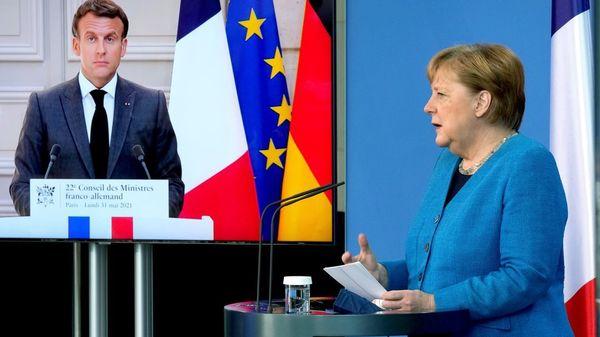 Spionage-Berichte: Merkel und Macron verlangen Aufklärung von Dänemark