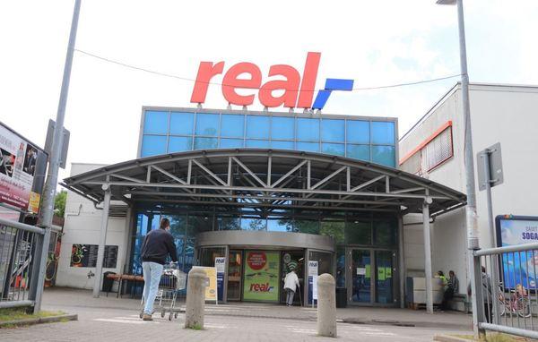 Der Realmarkt in Teltow. Foto: Konstanze Kobel-Höller