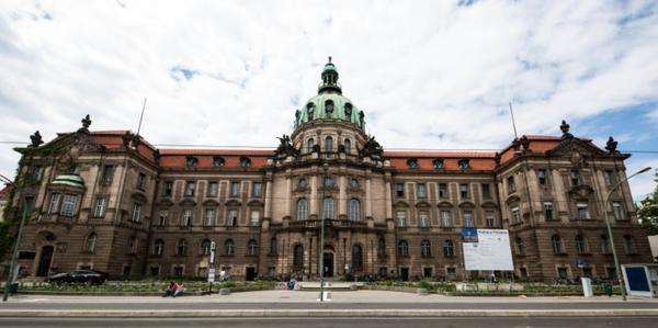 Das Stadthaus Potsdam - der Hauptsitz der Verwaltung. Foto: Friedrich Bungert