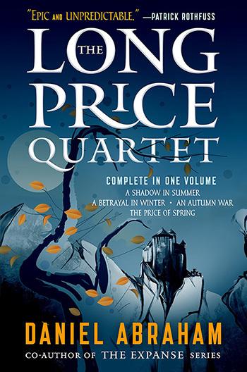The Long Price Quartet by Daniel Abraham