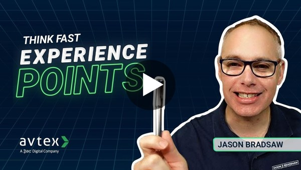 Experience Points: Think Fast | Jason Bradshaw