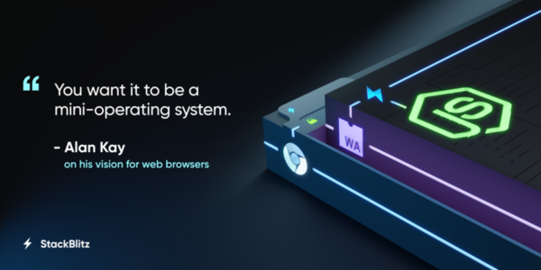 WebContainers: Run Node.js in your browser