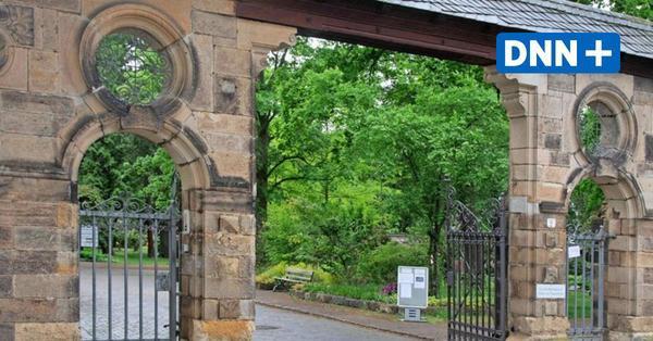 Dresden: Historische Toranlage am Friedhof Striesen muss saniert werden