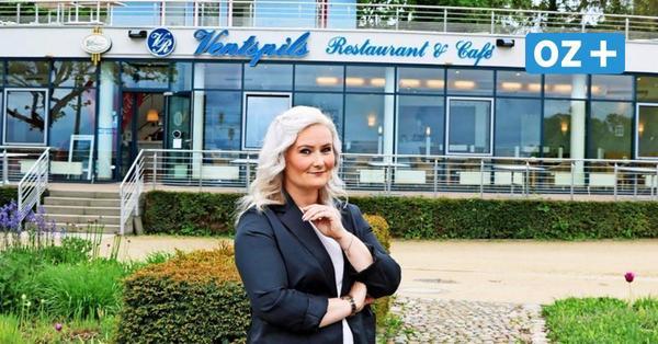 """Restaurant """"Ventspils"""" in Stralsund: Was die neue Chefin an der Sundpromenade plant"""