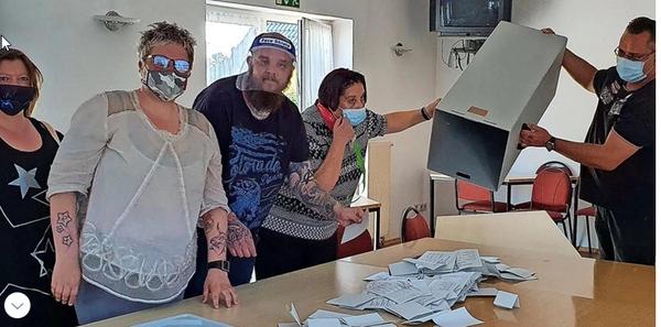 Bürgermeisterwahl in Preetz: CDU-Kandidat holt auf Anhieb 51 Prozent