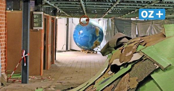 Meeresmuseum in Stralsund: So sieht die Baustelle jetzt aus – und das verändert sich