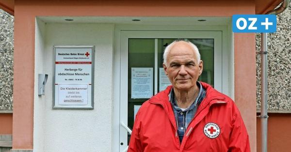 Trainingswohnung in Stralsund geplant: DRK und OZ helfen Obdachlosen zurück ins Leben
