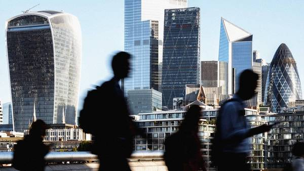 How London's big tech firms are preparing for the return to the office