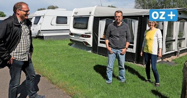 Campingplätze an Mecklenburgs Küste: Hier gibt es noch freie Plätze