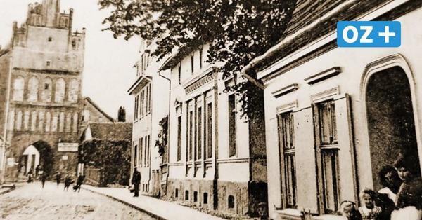 Stadtrundgang durch Grimmen (Teil 2): So sah es 1925 in der Innenstadt aus