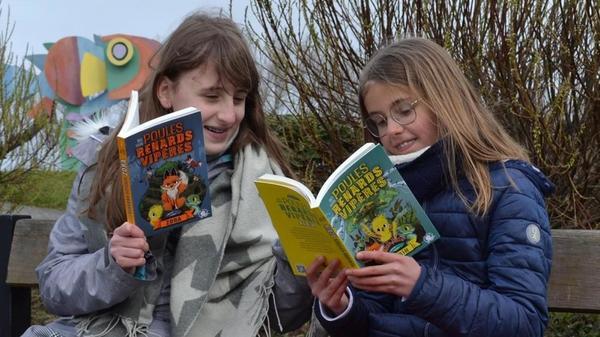 """Dunkerque: le premier festival de littérature jeunesse «La Mouette qui lit» du 3 au 5 juin - Nieuw festival voor kinderliteratuur """"La Mouette qui lit"""", van 3 tot 5 juni"""