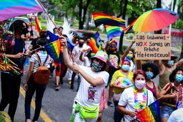 Foto: Marcha del Orgullo lgbtiq+ Tabasco 2021