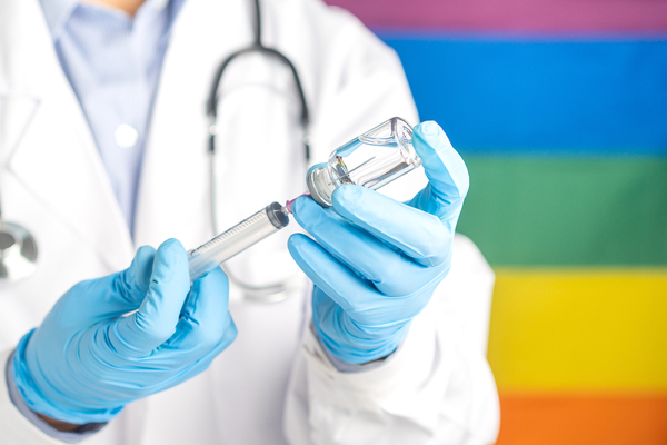 Why It's Harder for Many Transgender People to Access (and Trust) COVID-19 Vaccines