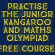 Get ready for the Junior Kangaroo and Maths Olympiad