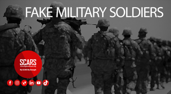 U.S. Army Scammers / Fake Soldier Romance Scams – A SCARS Guide – SCARS Romance Scams Education & Support Website