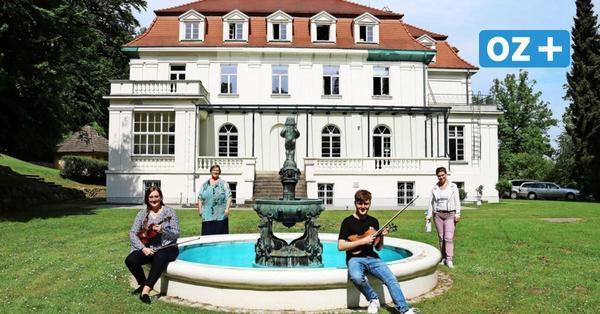 Corona-Lockerungen: Musikunterricht im Landkreis Rostock wieder live