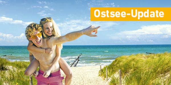 News von der Ostseeküste für Urlauber - jeden Freitagmorgen kostenlos per Mail.