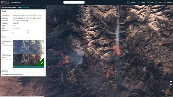 German startup raises funding for wildfire monitoring satellites