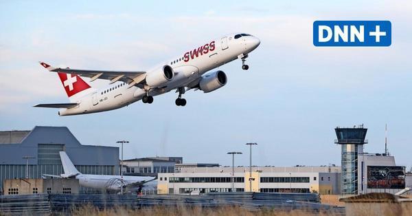 Swiss plant wieder Flügevon Dresden nach Zürich
