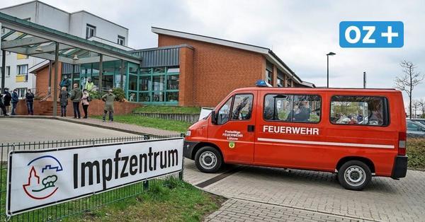 Wismar: Neues Impfzentrum – Testzentrum rüstet sich für Ansturm