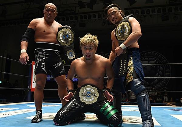 NJPW: «Road to Dominion» Día 2 CHAOS retiene su título