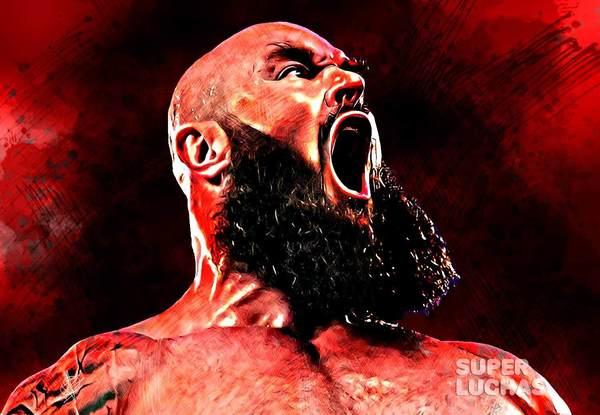 Braun Strowman, Aleister Black, Lana y otros fueron despedidos de WWE