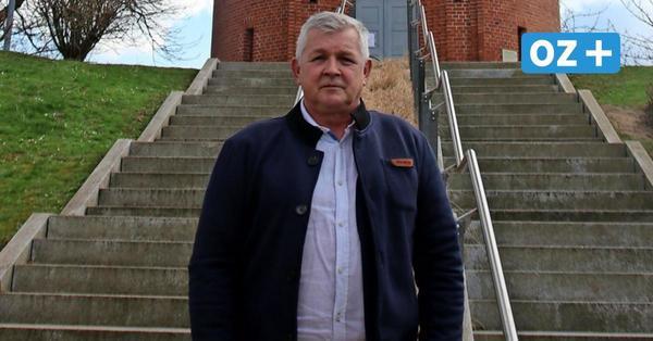 Bürgermeisterwahlen in Grimmen: Frank Ludewig geht als Einzelbewerber ins Rennen