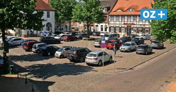 Neue Regelung in Grevesmühlen: Ab jetzt gibt's Knöllchen in der Innenstadt