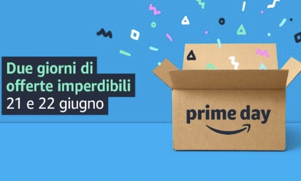Prime Day 2021 arriva il 21 e 22 giugno ma le offerte sono già iniziate - Macitynet.it