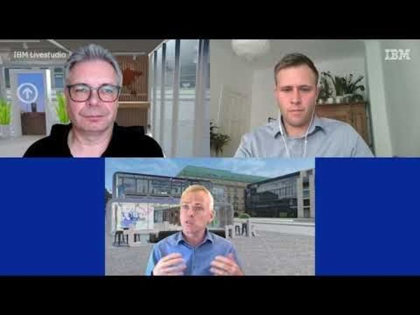"""StefanPfeiffer on Twitter: """"Das Thema #GAIAX haben @LKlingholz vom @Bitkom und @joaschmi, der @ibm_DACH CTO, für uns im #IBM #Livestudio augedröselt, von Datensouveränität bis zu den Ecken des X von Gaia-X - Weitere Gespräche dazu werden folgen https://t.co/74nI2g7Ehn… https://t.co/GuS4bqHjg4"""""""