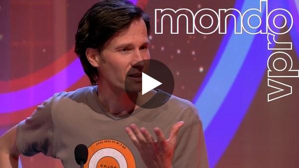 Merlijn Twaalfhoven en Marjolijn van Heemstra geven les in onzekerheid | VPRO Mondo
