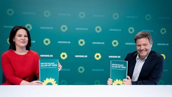 Die Parteibasis hadert mit dem Grünen-Wahlprogramm
