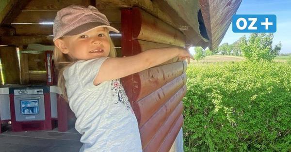 """""""Mama, der Zug brennt!"""": Wie die dreijährige Gydaaus Trinwillershagen zur Heldin wurde"""