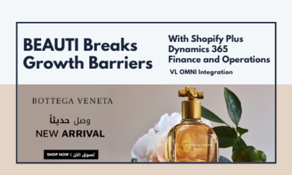 Case Study: Read how Beauti and VL OMNI came together to break growth barriers