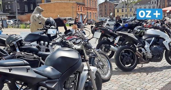 """""""Küsten-Biker Rügen"""" gehen gegen Mobbing und Kindesmisshandlung auf Tour"""