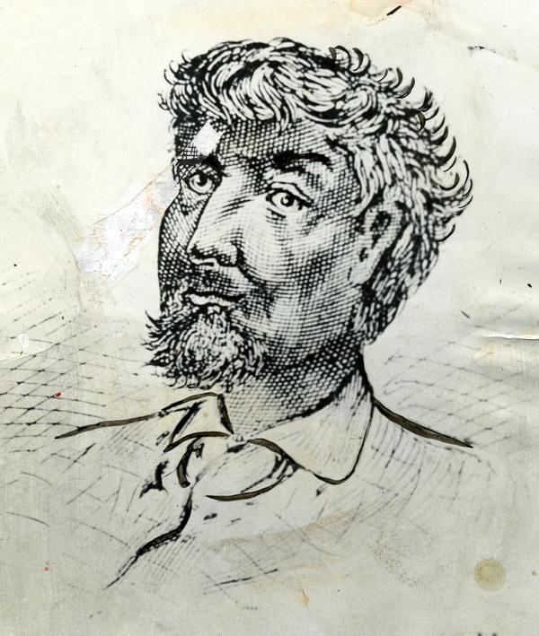 Jean Baptiste Point DuSable   Sun-Times Library file