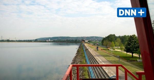 Stauseebad Cossebaude öffnet Ende Juni