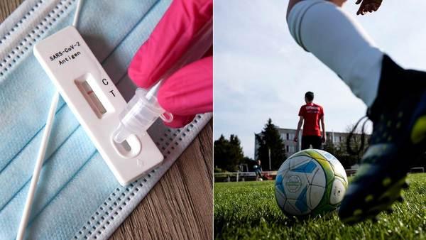 Plötzlich Testpflicht für Nachwuchssportler: Auf der Wiese alles frei, auf der Vereinsanlage nicht