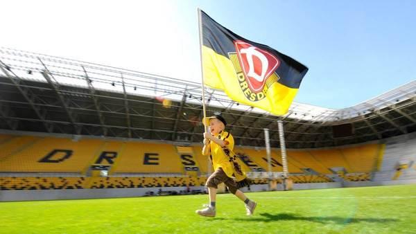 Anstieg der Mitgliederzahlen: Dynamo Dresden wächst nach dem Aufstieg