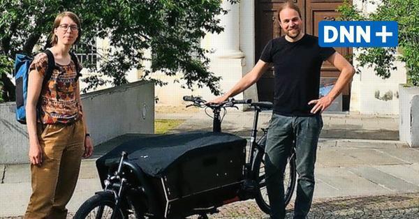 Dresden: Ein neues Lastenrad für Pieschen