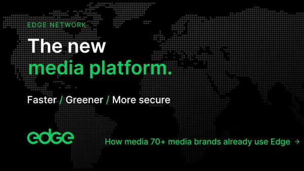 The New Media Platform