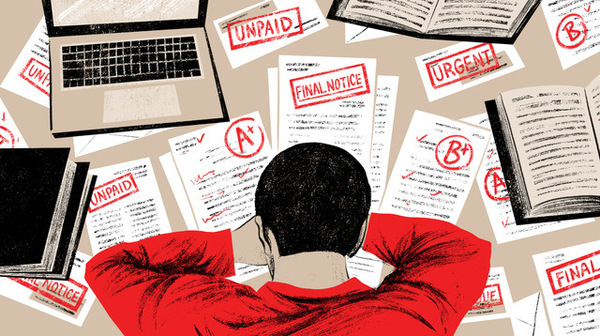 Public Colleges Shock Students by Sending Them to Costly Debt Collection Agencies
