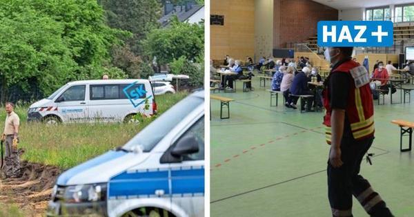 So lief die Bombenräumung in Hannover-Misburg